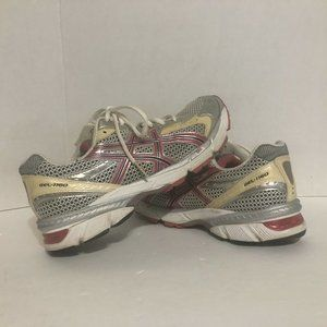 Asics Gel-1160 Duomax Women Athletic Running Sz 9